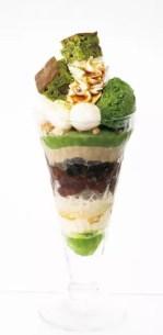 日本美式家庭連鎖Denny's☆集結5種平價宇治抹茶甜點的「抹茶甜品聚會」♪