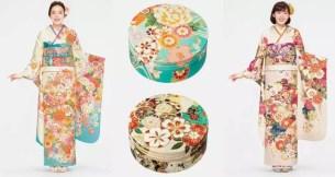 STEAMCREAM 蒸氣保濕乳霜x和服品牌「鈴乃屋」數量限定2款絢麗設計罐販售中♪