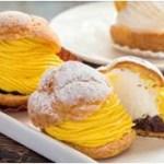 BUONO BUONO 厚真町産かぼちゃと北海道産かぼちゃを使用したチーズシュークリーム