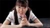 Mai Araki's cute handjob