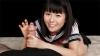 Schoolgirl Mai Araki's sweet sweet handjob