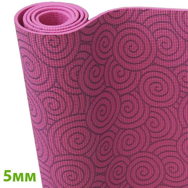 Коврики йоги ПВХ (PVC)