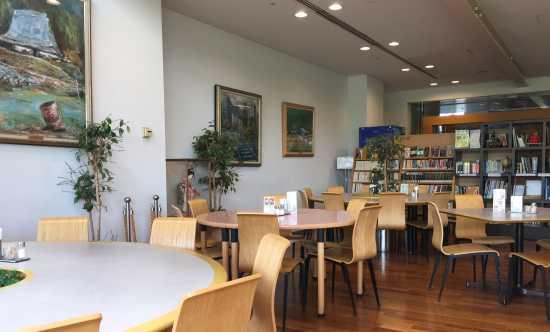 JAIC神戸 レストラン
