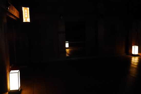 姫路城 地下