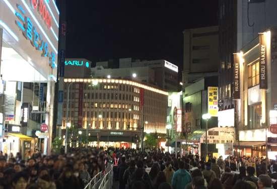 神戸大丸ルミナリエ