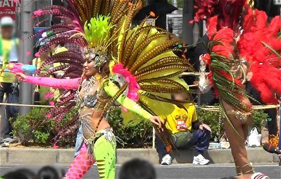 神戸まつり サンバパレード・サンバストリート 写真と動画のまとめ