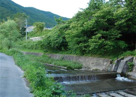 一の瀬橋 ホタル観賞スポット 兵庫県