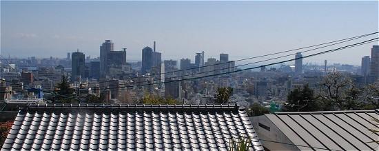 山手八番館からの景色