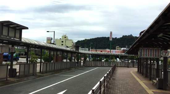 洲本バスターミナル