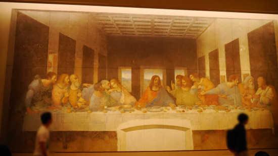 最後の晩餐 大塚国際美術館