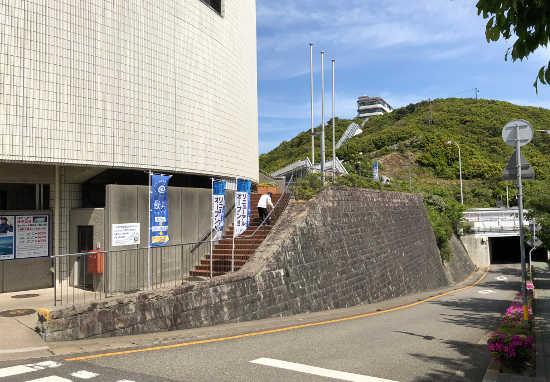 鳴門海月 送迎バス バス停