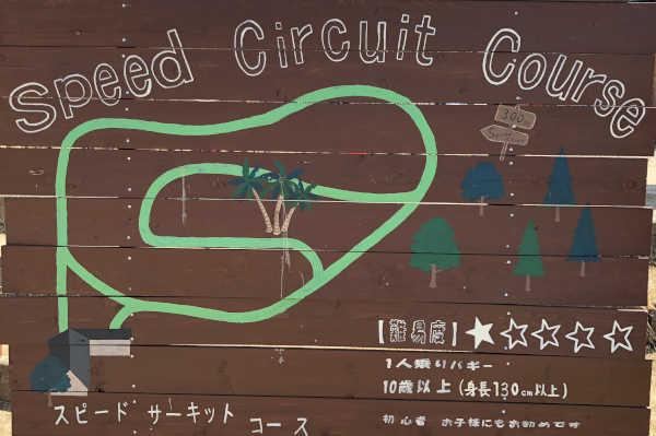 スピードサーキットコース