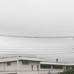 2016-07-15_07:21 空模様 宇都宮