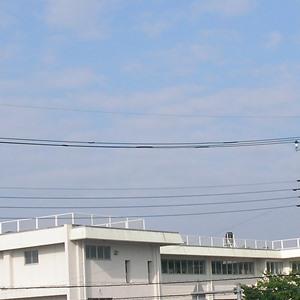 2016-07-18_07:12 空模様 宇都宮