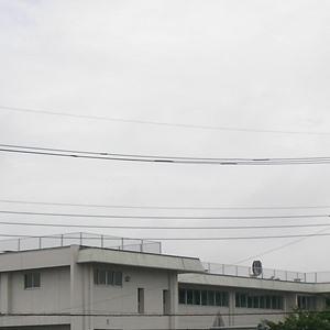 2016-08-03_07:32 空模様 宇都宮