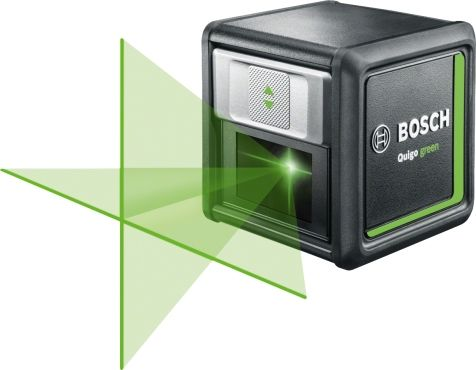 Лазерный уровень BOSCH Quigo green
