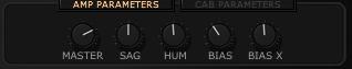 POD HD 音作り IRON MAIDEN その1 amp parameters
