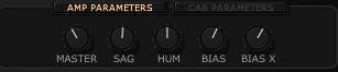 POD HD 音作り THE CROWNその2 amp para