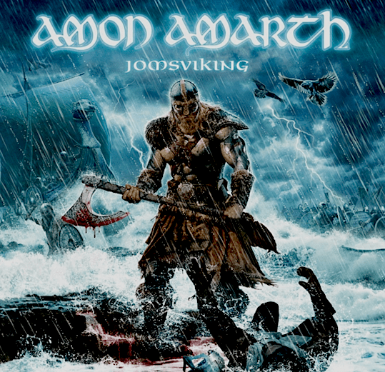AMON AMARTH - JOMSVIKING レビュー・感想