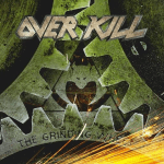OVERKILL 新作情報 「THE GRINDING WHEEL」