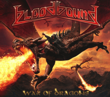 BLOODBOUND 「WAR OF DORAGON」