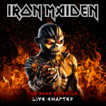 IRON MAIDEN ライブアルバム 「The Book Of Souls: Live Chapter」