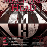 MACHINE HEAD セットリスト 「Catharsis World Tour In Japan 2018」