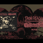IRON REAGAN & GATECREEPER 「Split CD/LP」のFULL ALBUM STREAMが公開