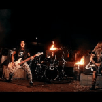 NERVOSA 新曲「Kill The Silence」のOFFICIAL VIDEOを公開
