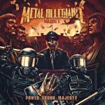 METAL ALLEGIANCE 新作情報 「VOLUME II – POWER DRUNK MAJESTY」
