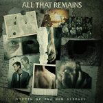 ALL THAT REMAINS 新曲「Wasteland」と「Everything's Wrong」を公開