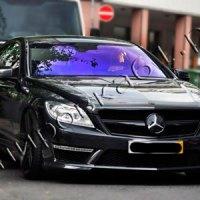 Тонировка стекол автомобиля, чем же клеить?