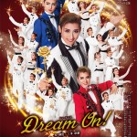 花組公演 『Dream On!』ポスター画像