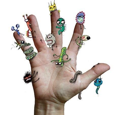 многие причины болезней в организме человека в паразитах