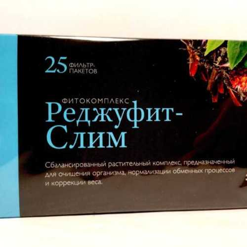 фото Реджуфит Слим для похудания купить фитокомплекс