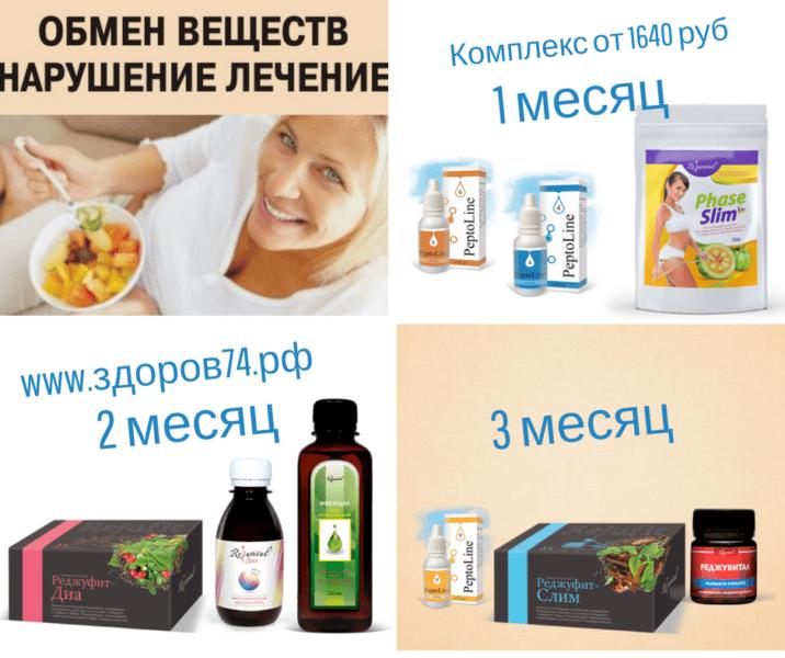 Комплексное применение продукции Реджувитал фото