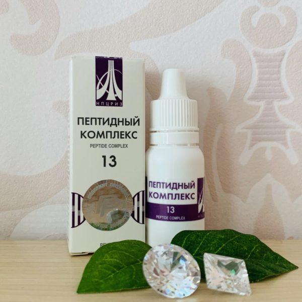 Купить ПК-13 Пептид для кожи от НПЦРИЗ