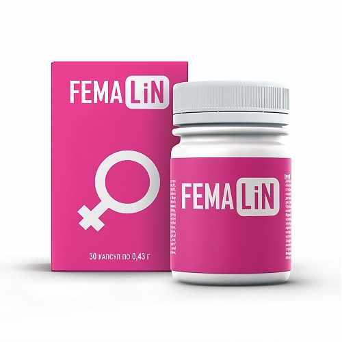 Купить Фемалин БАД НПЦРИЗ для женского здоровья