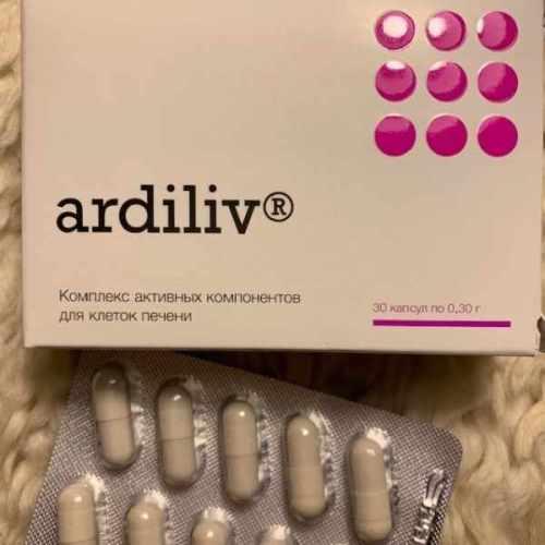 Купить Ардилив комплекс для клеток печени