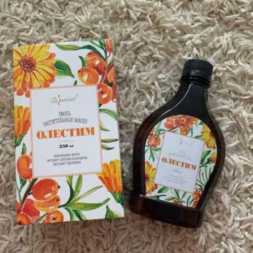 Масляный препарат Олестим