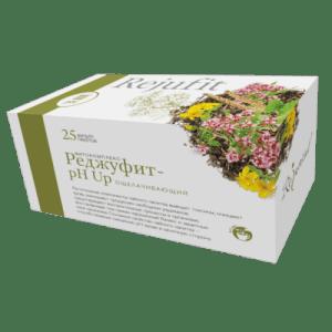Реджуфит pH Up ощелачивающий чай