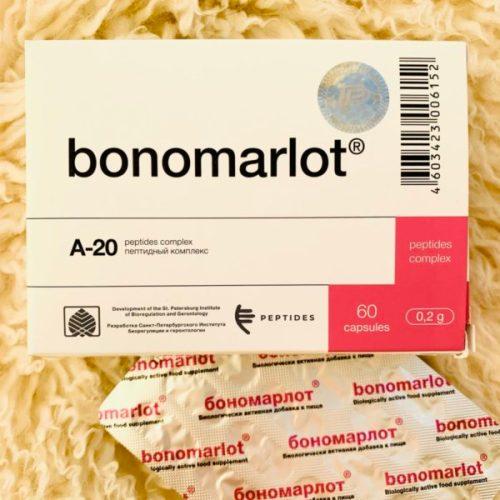 Бономарлот - комплекс пептидов, выделенных из костного мозга