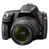 Про Sony Alpha dslr-a390 kit и первые снимки