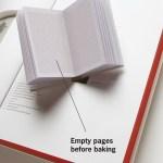 Как запечь... книгу?