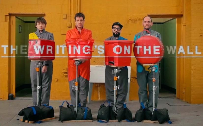 Пишущие на стене OK Go