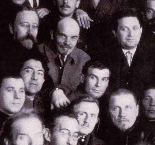 Lenin Zinoviev Kamenev Vyshinsky cropped
