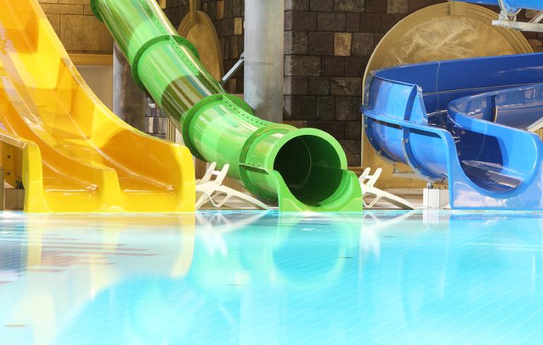 Cirque de danse Fontaines Aquamarine