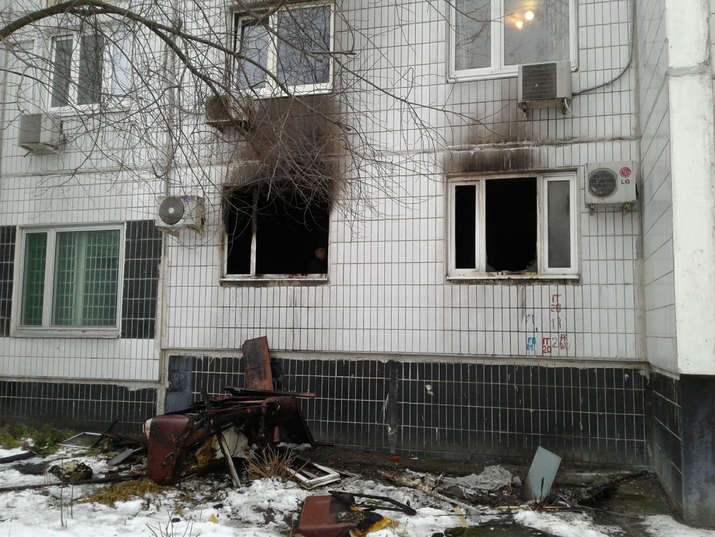 «Просто» поджог квартиры... или покушение на убийство?