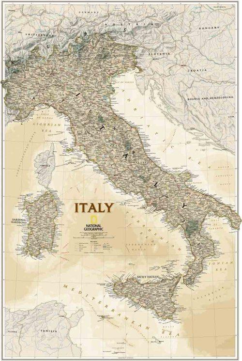 Italy Earth-1