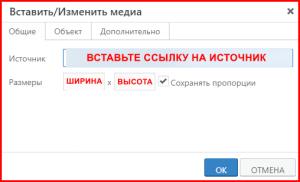 Размещение видео на сайте ЛИТСОВА.РФ